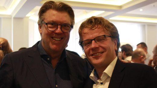 Tijdens de uitreiking van de Michelinsterren in het DeLaMar theater Amsterdam spraken we met Robert Kranenborg over de verwachtingen voor de horeca in 2017.