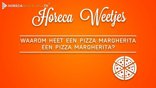 """Het is één van de bekendste pizza's, pizza """"Margherita'. Een pizza met tomaat en mozzarella. Hoe komt de pizza Margherita eigenlijk aan haar naam?"""