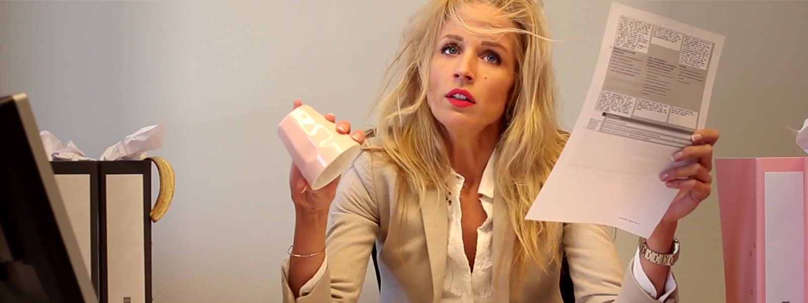 HorecaNederland.TV presentatrice Carien Keizer