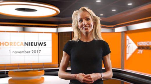 Dit is het HorecaNieuws van woensdag 1 november 2017 met o.a. de opening van The Tosti Club, Brownies & Downies in Den Bosch en de omzetgroei van de horeca.