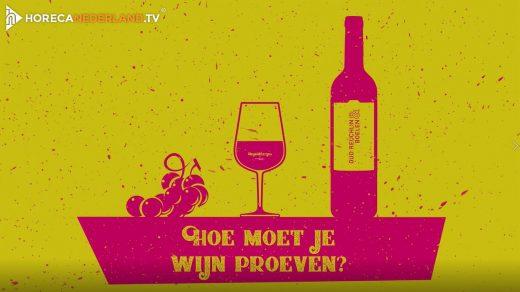 Hoe moet je wijn proeven? Iedereen krijgt wel eens te maken met het proeven van wijn. Hoe doe je dat nou precies? WijnWeetjes geeft antwoord!