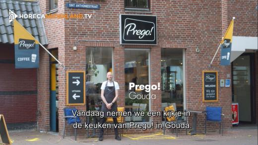 Smaakmaker Prego! uit Gouda: een woonkamer buiten de deur met goudeerlijke koffie