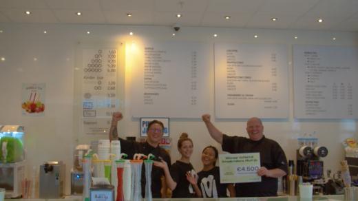 De winnaar van Smaakmakers 2020 is Multi-ijs in Purmerend!