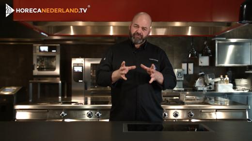 Waar moet je op letten als je professioneel kookapparatuur aanschaft? Franks Honings (MKN) geeft tips! Zoals multifunctioneel kookapparatuur in je keuken.